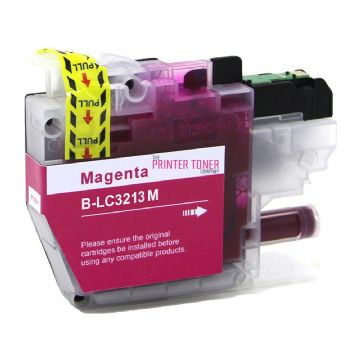 Brother LC3213 Ink Cartridge Magenta (LC3213M) Refurbished